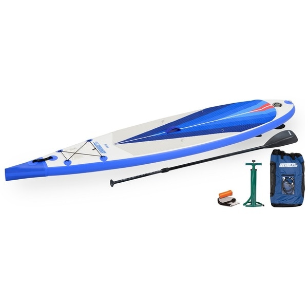 Sea Eagle Paddle Board Needle-nose SUP Package