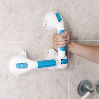 Bluestone Dual Grip Suction Grab Bar|https://ak1.ostkcdn.com/images/products/12343653/P19172974.jpg?impolicy=medium