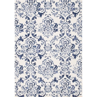 Christopher Knight Home Sinora Baptiste Light Blue Ornamental Rug (8' x 10')