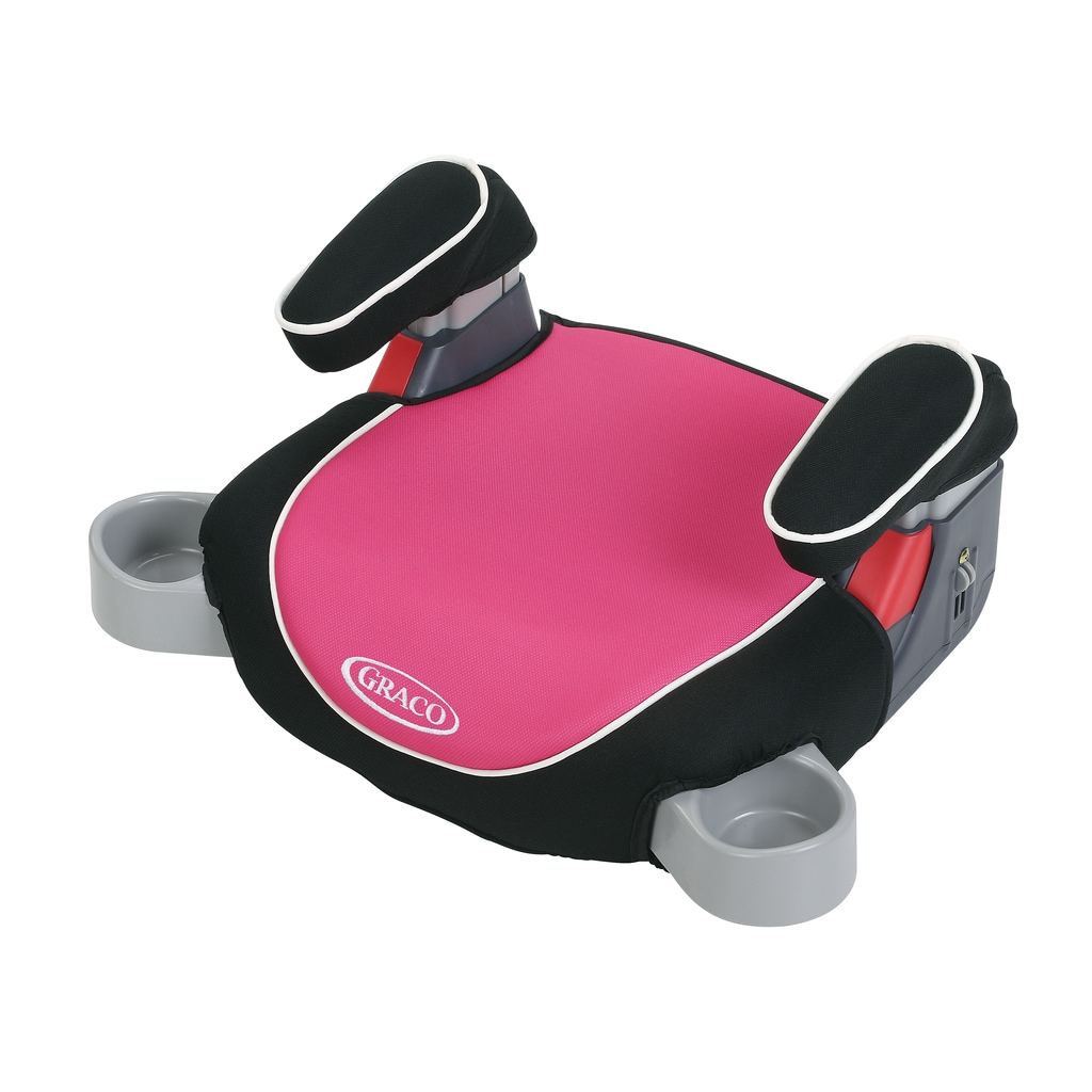 Graco Multicolor Backless Turbo Booster (Kenzie), Multi