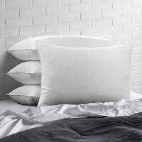 Exquisite Hotel Signature Collection Standard-size Pillow (Set of 4) - White
