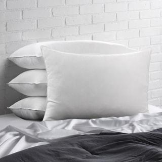 exquisite hotel signature collection queensize pillow set of 4