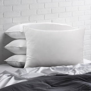 Signature Allergy Resistant Down-Alternative Gel Fiber Pillow (Set of 4)