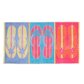 Slap Happy Beach Towel (Set of 2)