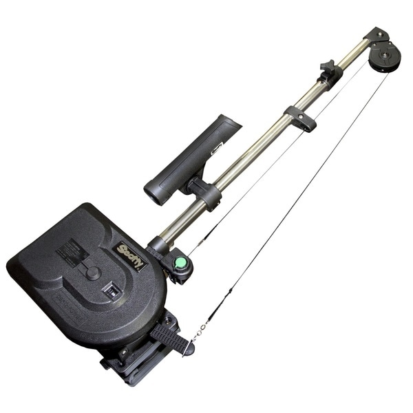 Scotty Depthpower Electric Downrigger 60-inch Telescopic Boom