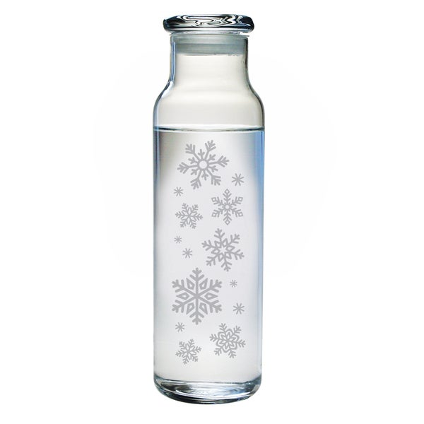 Snowfall Water Bottle