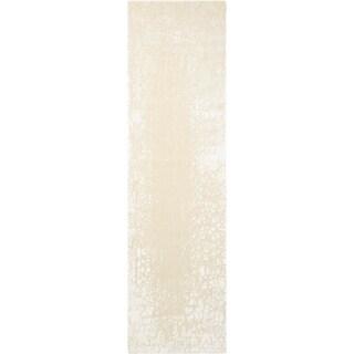 Nourison Luminance LUM12 Area Rug (23 x 8 Runner - Cream)
