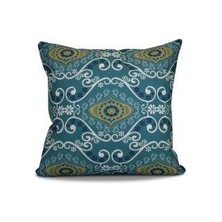 20 x 20-inch Illuminate Geometric Print Pillow
