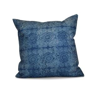 20 x 20-inch Patina Geometric Print Pillow