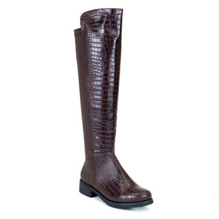 Gc Shoes Women's Jay Brown Over-The-Knee boots