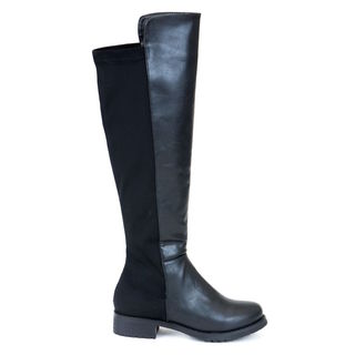Gc Shoes Women's Jay Black Over-The-Knee Boots