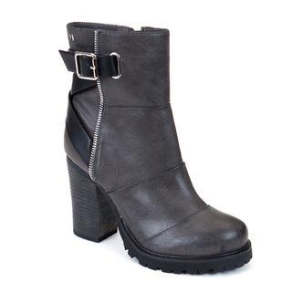 Gc Shoes Women's Jax Grey Booties