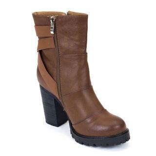 Gc Shoes Women's Jax Cognac Booties