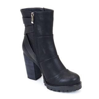 Gc Shoes Women's Jax Black Booties