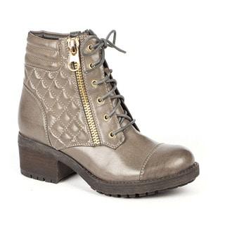 Gc Shoes Women's Ventura Grey Booties