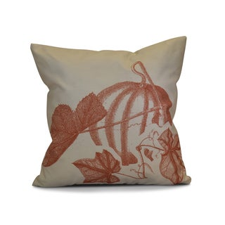 20 x 20-inch Stagecoach Floral Print Pillow