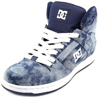 DC Shoes Women's 'Rebound Hi SE' Basic Textile Athletic Shoes