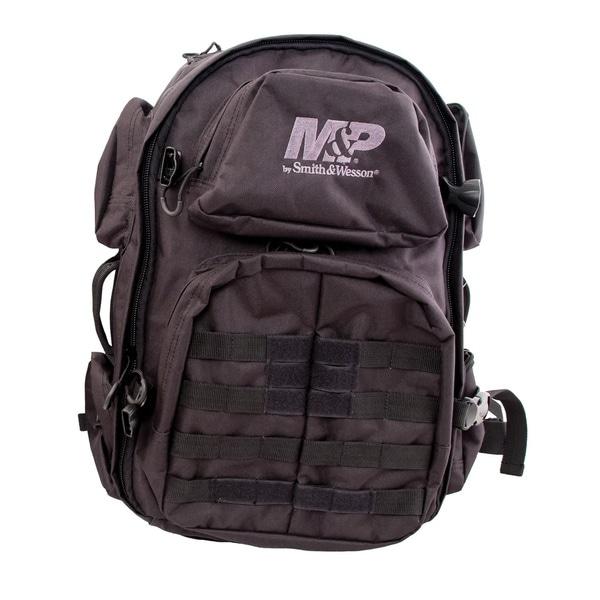 M&P Accessories Pro Black Tac Backpack