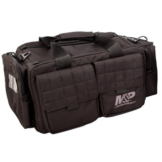 M&P Accessories Black Officer Tactical Range Bag