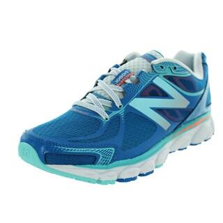 New Balance Women's 1080V5 Bluever Running Shoe