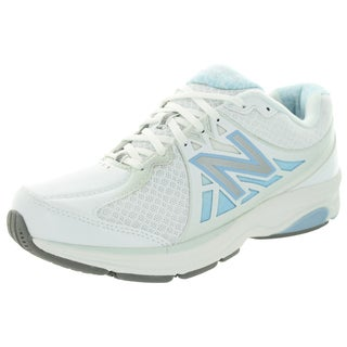 New Balance Women's 847V2 White/Frost Training Shoe