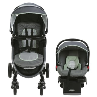 Graco Fast Action 2.0 Travel System
