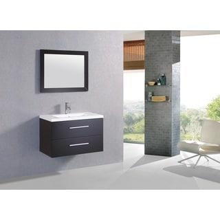 Legion Furniture 32-inch Sink Vanity With Mirror