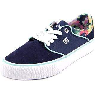 DC Shoes Women's 'Mikey Taylor Vulc Tx' Blue Basic Textile Athletic Shoes