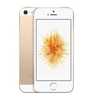 Apple iPhone SE 16GB Certified Refurbished Unlocked GSM 4G LTE Dual-Core Phone w/ 12MP iSight Camera
