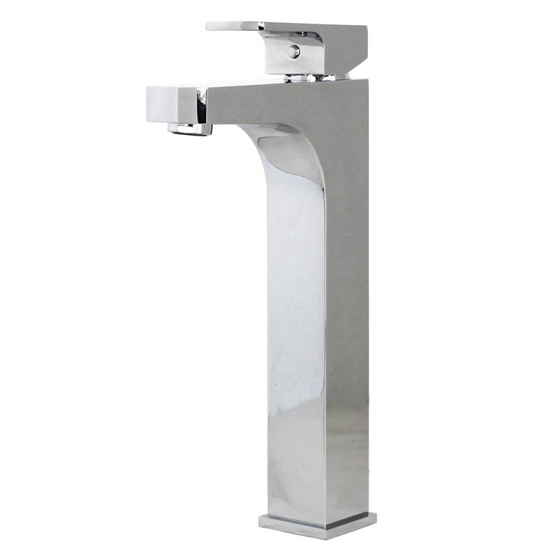 Ariel Lewis Style Stainless Steel Square Design Polished ...