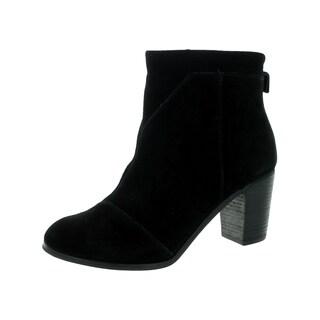 Toms Women's Lunata Black Boot