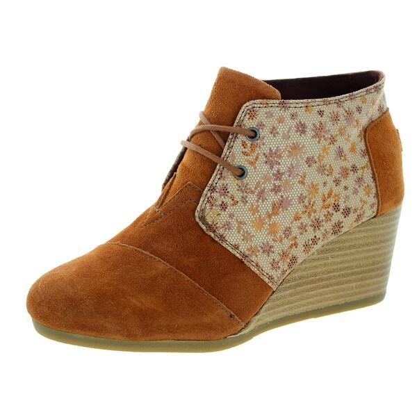 Toms Women S Sienna Casual Shoe