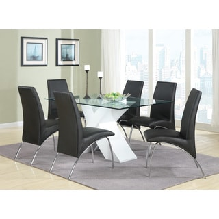 Coaster Company Modern White Dining Table