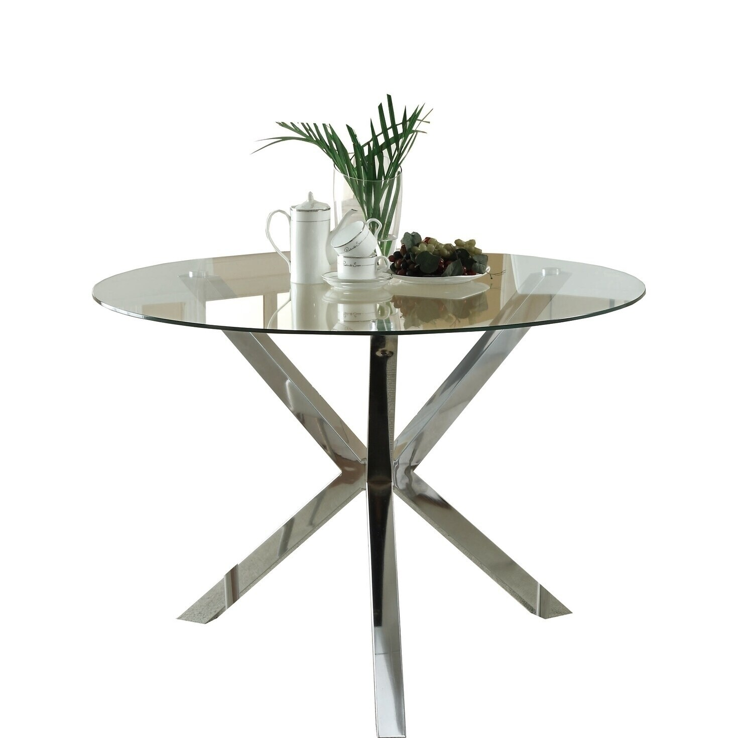 Exceptionnel Buy Glass Kitchen U0026 Dining Room Tables Online At Overstock | Our Best Dining  Room U0026 Bar Furniture Deals