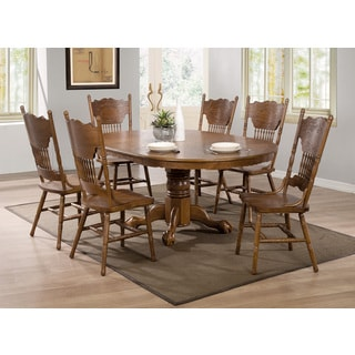 Oak 24-Inch Extension Leaf Table