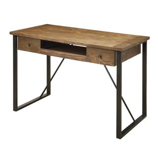 Coaster Furniture Dark Brown Writing Desk