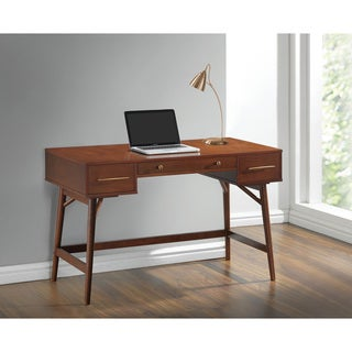 Coaster Company Wooden Mid-century Writing Desk