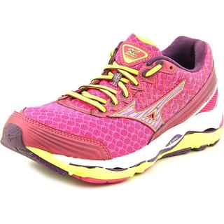 Mizuno Women's 'Wave Paradox 2' Pink Mesh Athletic Shoes