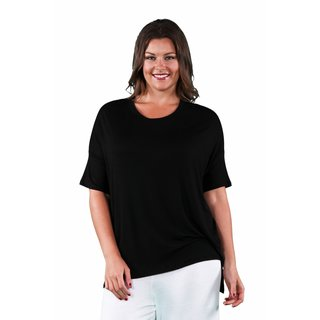 24/7 Comfort Apparel Women's Plus Size Dolman Sleeve Tee