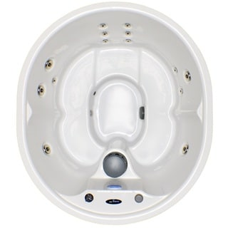 Home and Garden Spas 14 Jet 5-person Oval Spa