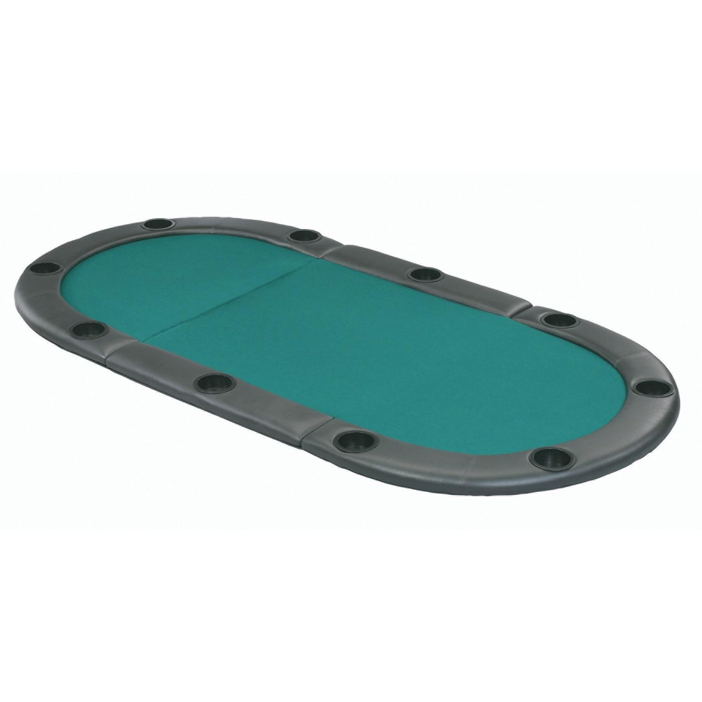 Fat Cat Tri-fold Poker Table Top (Tri-Fold Poker Table To...