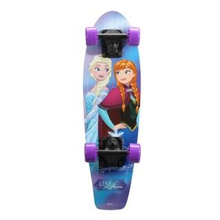 Playwheels Frozen 21-inch Complete Plastic Skateboard