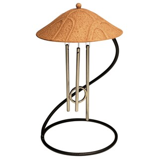 Spiral Solar Powered Indoor Chime