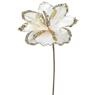 20-inch Rose Gold Amaryllis with 9-inch Flower (Pack of 3)