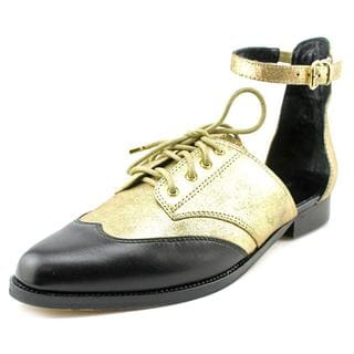 Rebecca Minkoff Women's 'Maddie Oxford' Leather Dress Shoes