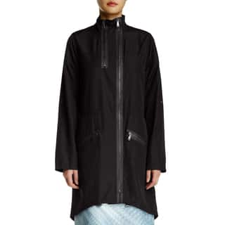 Elie Tahari Molly Black Trenchcoat|https://ak1.ostkcdn.com/images/products/12345322/P19174333.jpg?impolicy=medium