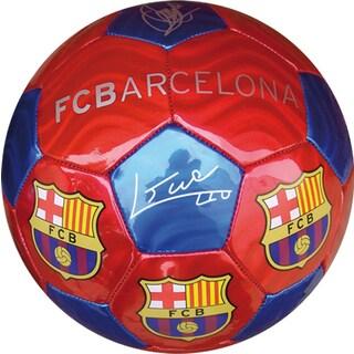 F.C. Barcelona Blaugrana Medium Soccer Ball (Size 2)