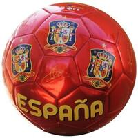 Seleccion Espanola Soccer Team Signature Size 2 Medium Ball