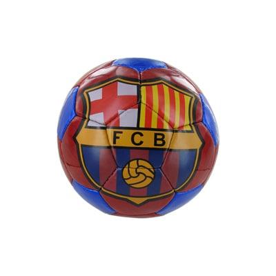 F.C. Barcelona Escudo Blaugrana Size 5 Soccer Ball