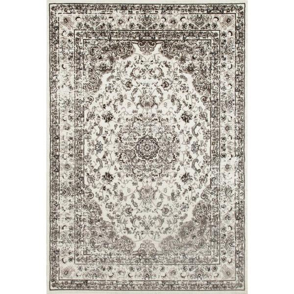 Shop Persian Rugs Antique Styled Multi Colored Cream